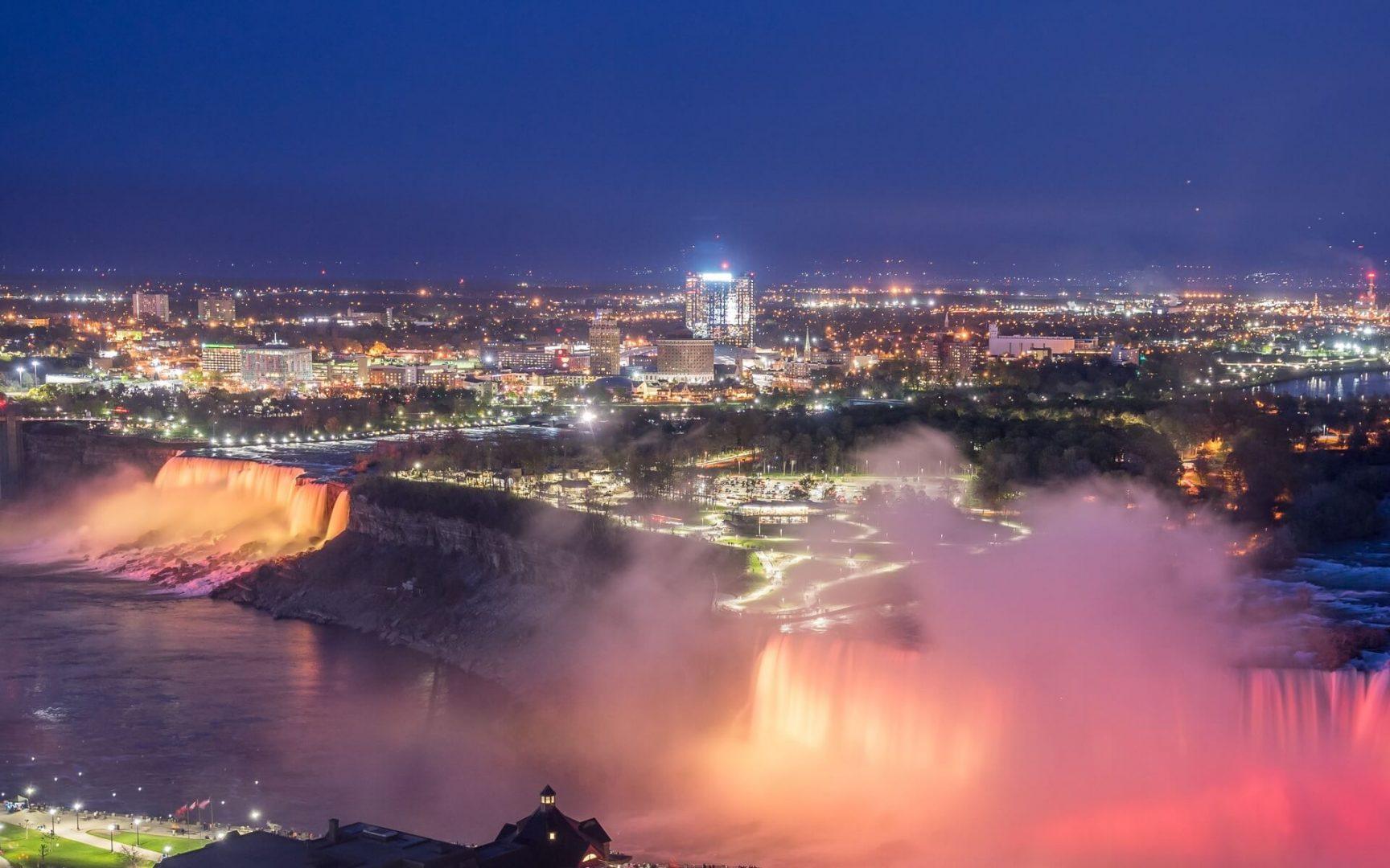 Niagara Falls City Header Image